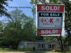DEK Realty Sold