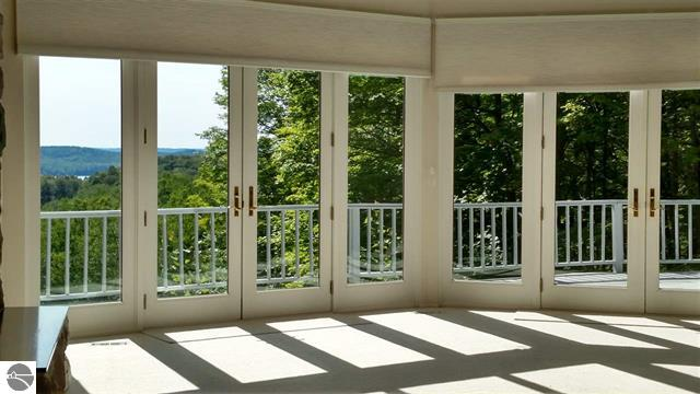 Living room with Anderson windows