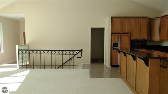 Kitchen & stairs